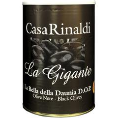 Маслины Casa Rinaldi гигантские GGG 4250 г