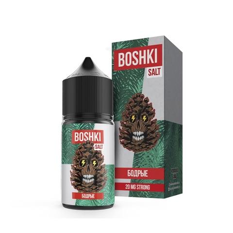 Бодрые by BOSHKI Salt 30мл