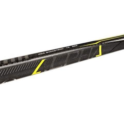 Клюшка WARRIOR QX GRIP BACKSTROM 85 SR R