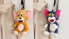 Том и Джерри рюкзак игрушка