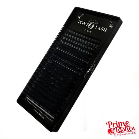 Ресницы Pony Lash, отдельные длины 20 линий