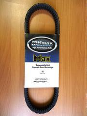 Ремень вариатора ULTIMAX MAX1080M3  1173 мм х 32 мм   YAMAHA  8M6-17641  8M6-17641-00