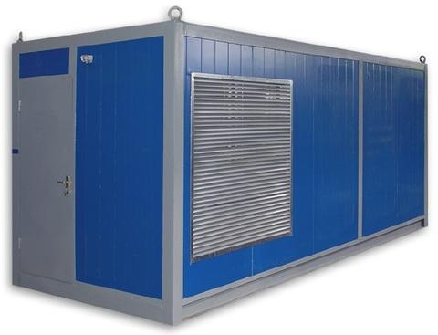 Дизельный генератор SDMO V440C2 в контейнере