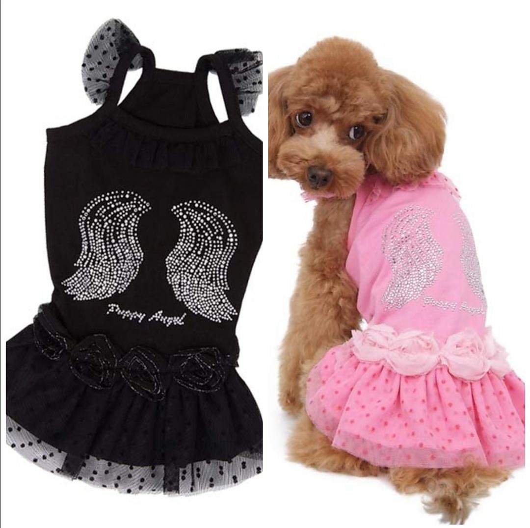 вечерние платья для собак