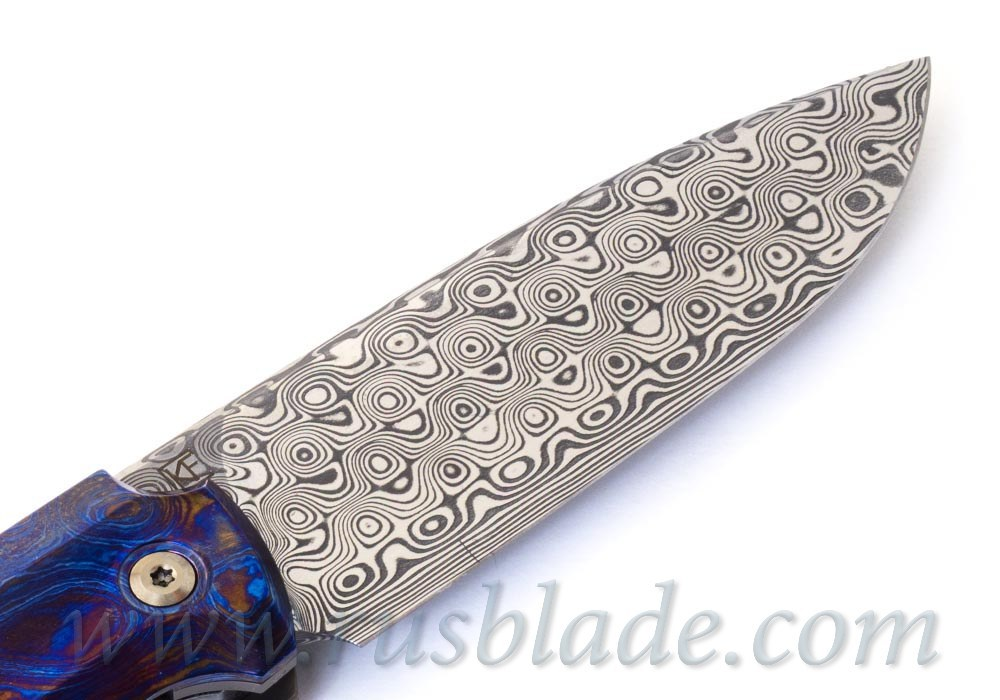 CKF/Philippe Jourget FIF20 (Damasteel, Timascus, marble CF)