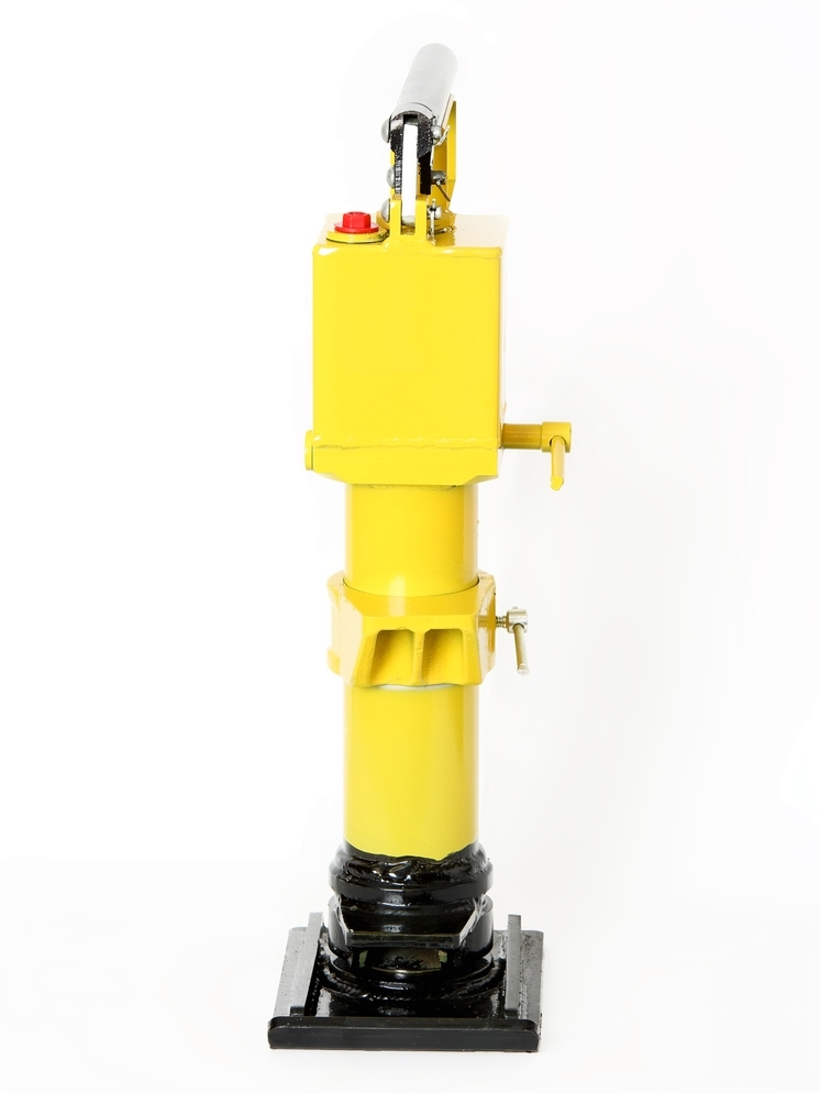 Домкрат путевой гидравлический ДПГ-10-200