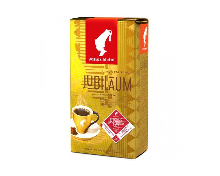 купить Кофе молотый Julius Meinl Jubileum (Юбилейный) Classic Collection, 500 г