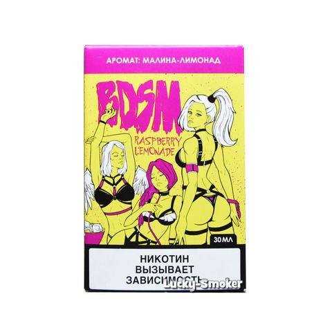 Жидкость BDSM Classic Nic 30 мл Raspberry Lemonade