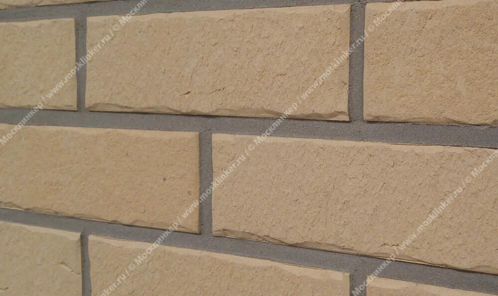 Roben - Aarhus, sandweiss bunt, NF14, 240x14x71 - Клинкерная плитка для фасада и внутренней отделки