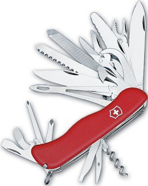 Складной нож Victorinox Work Champ XL, 111 мм., 31 функция (0.9064.XL)
