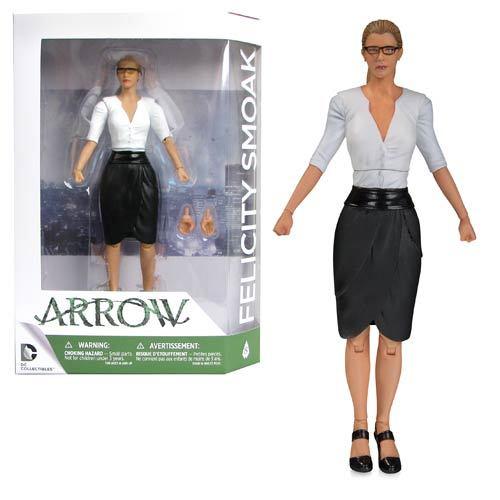 Стрела фигурка Фелисити Смоак — Arrow TV Felicity Smoak