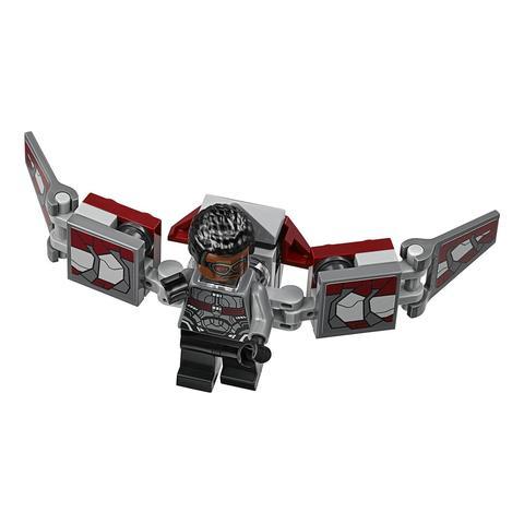 LEGO Super Heroes: Бой Халкбастера 76104 — The Hulkbuster Smash-Up — Лего Супергерои