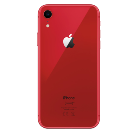 Купить iPhone Xr 64Gb Red в Перми