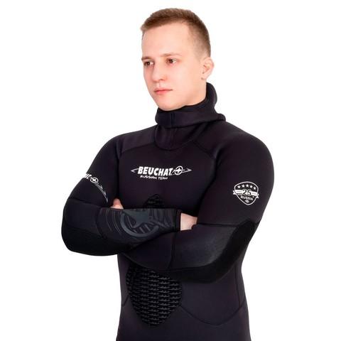 Гидрокостюм Beuchat Espadon Equipe Rus 5 мм куртка – 88003332291 изображение 4