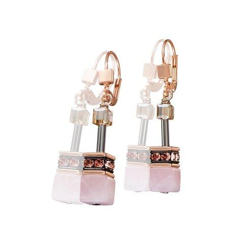 Серьги Peach-Rose 4905/20-0227 цвет розовый
