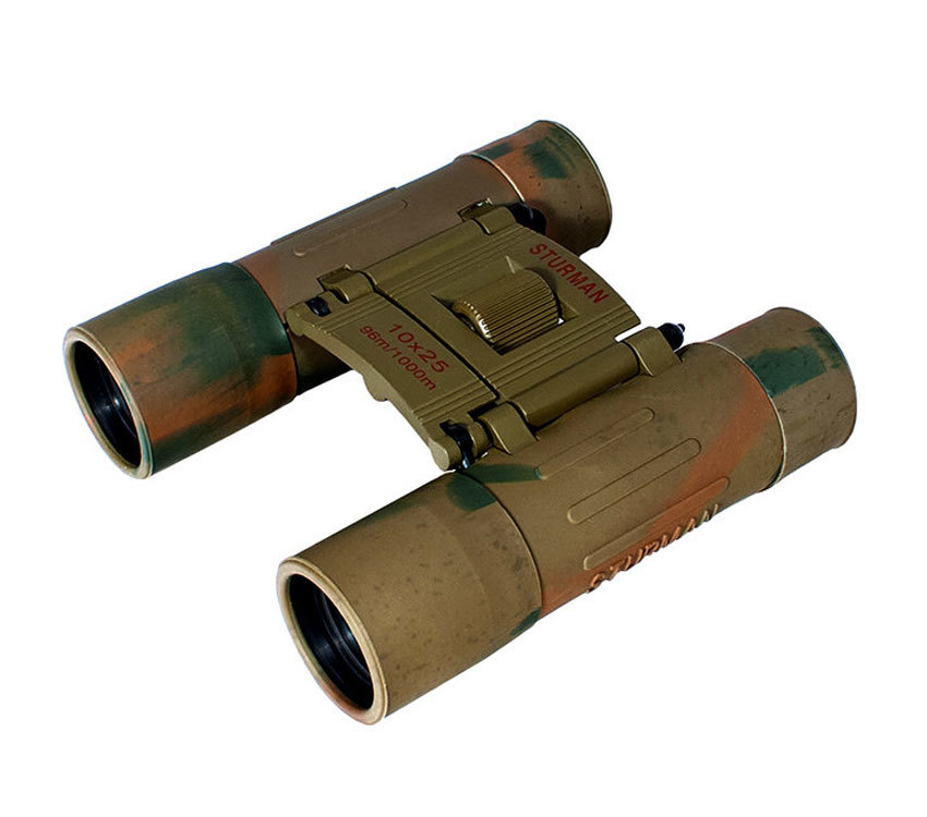 Бинокль Sturman 10x25 - фото