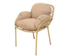 Кресло садовое Illumax Elba Biege