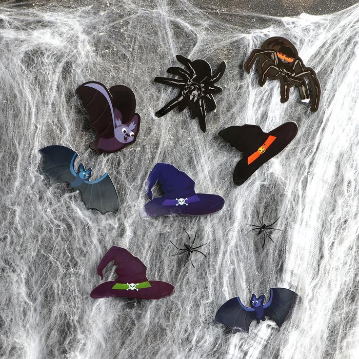 Карнавальный набор «Летучие мыши», паутина, декор фото № 2