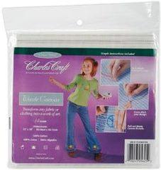 Charles Craft Fabrics Канва для вышивания на одежде