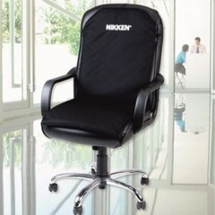 Чехол на сиденье KenkoSeat II черный - уникальное средство для здоровья спины