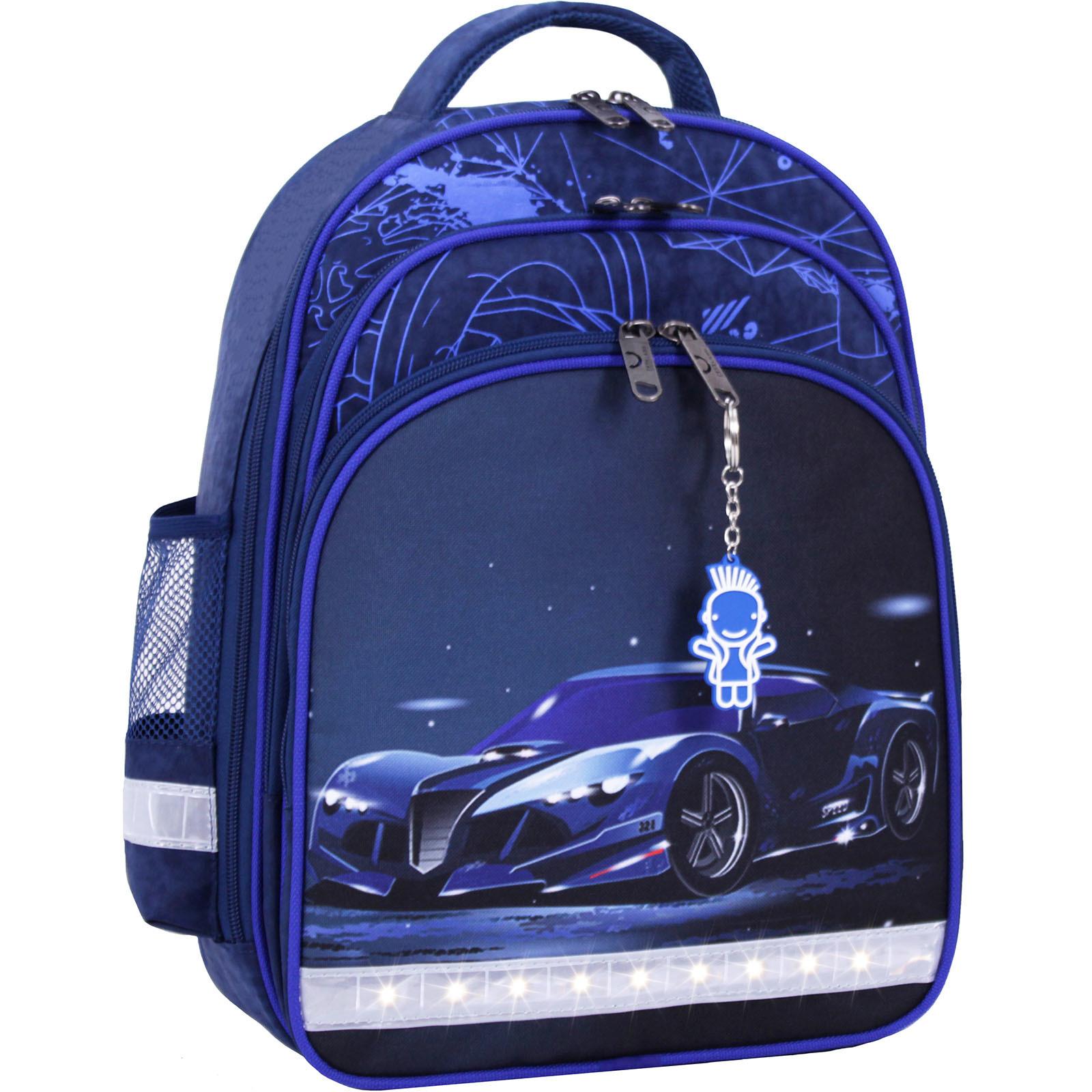 Рюкзак школьный Bagland Mouse 225 синий 248к (0051370) фото 1