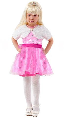 Карнавальный костюм детский Барби