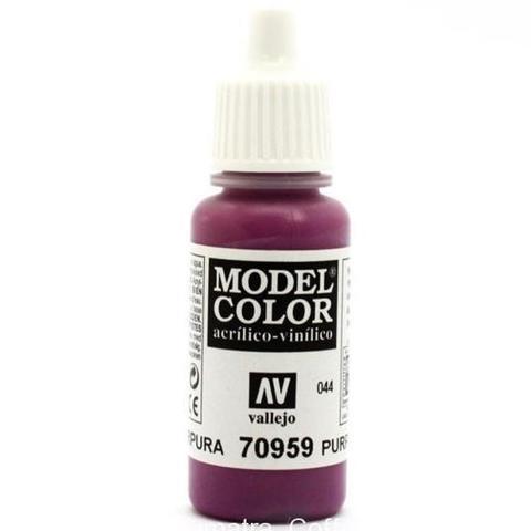 Model Color Purple 17 ml.