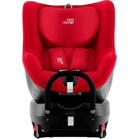 Автокресло Britax Roemer DualFix2 R Fire Red
