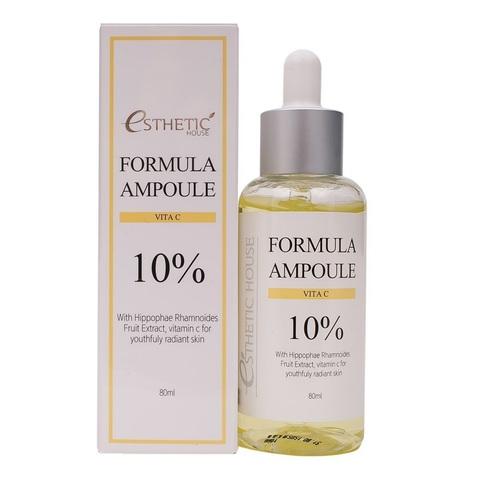 Esthetic House Formula Ampoule Vita C сыворотка для лица с витамином С