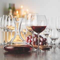 Набор из 4-х бокалов для крепких напитков Stemmed Spirit Vivendi Premium, 109 мл, фото 3