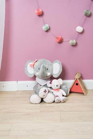 Мягкая игрушка Nattou Soft Toy Adele & Valentine 75 см