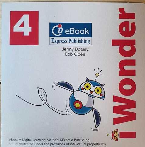 i Wonder 4 - iebook - интерактивный диск к учебнику