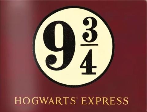 Кардхолдер. Гарри Поттер. Платформа 9¾