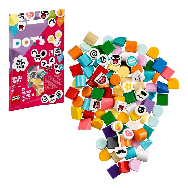 LEGO DOTs 41931 ЛЕГО Дотс Тайлы LEGO DOTs серия 4