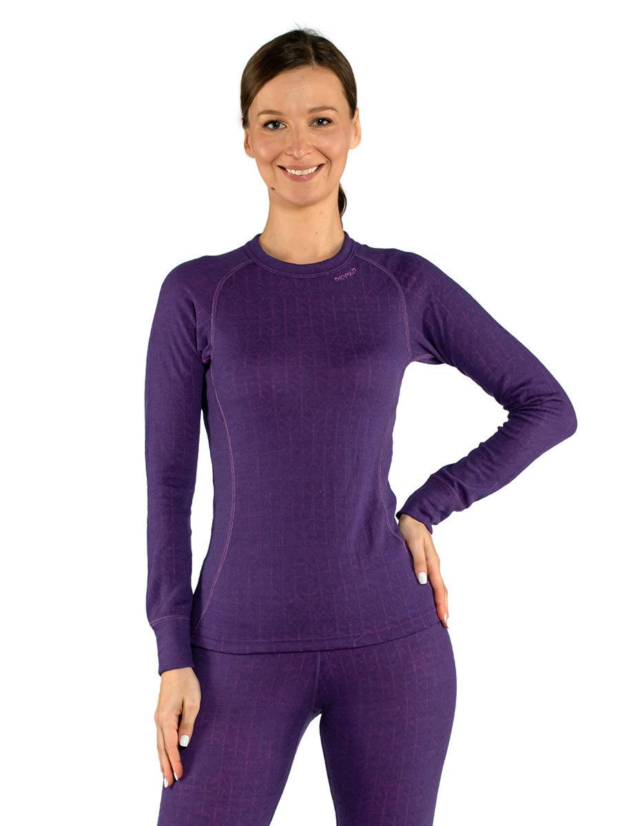 Devold термобелье футболка Duo Active Woman Shirt Galaxy