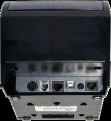 АТОЛ FPrint-22ПТК интерфейсные разъемы