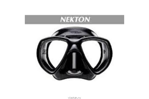 Маска Riffe Nekton с прозрачными стеклами – 88003332291 изображение 1