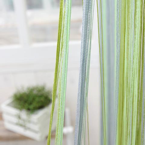 Кисея радуга Серая, салатовая, оливковая. Ш-300см., В-280см. Арт.125