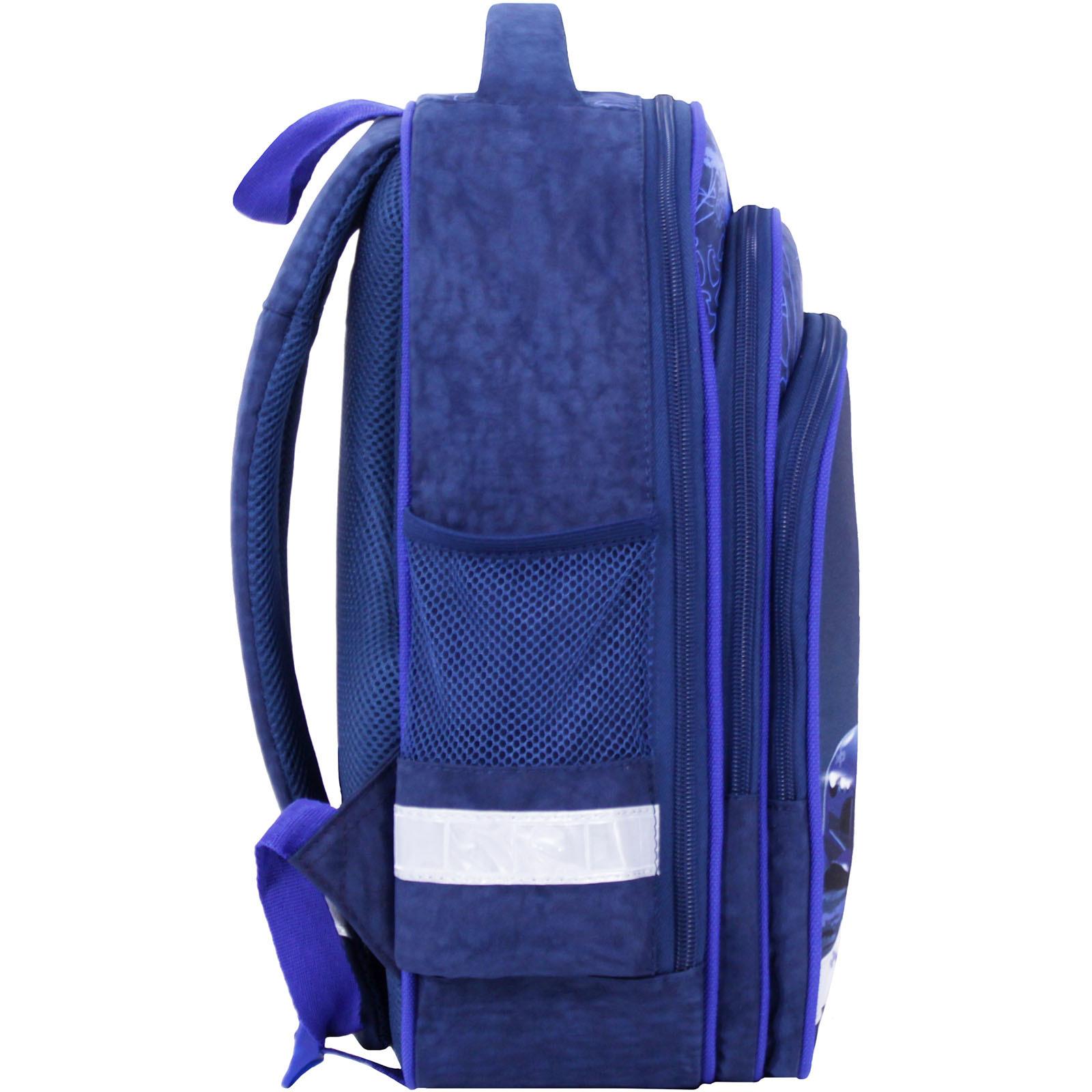 Рюкзак школьный Bagland Mouse 225 синий 248к (0051370) фото 2