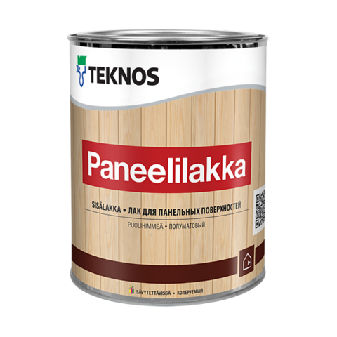 TEKNOS PANEELILAKKA/Текнос Панелилакка Лак для панелей