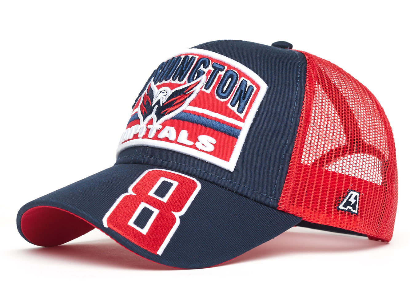 Бейсболка NHL Washington Capitals № 8