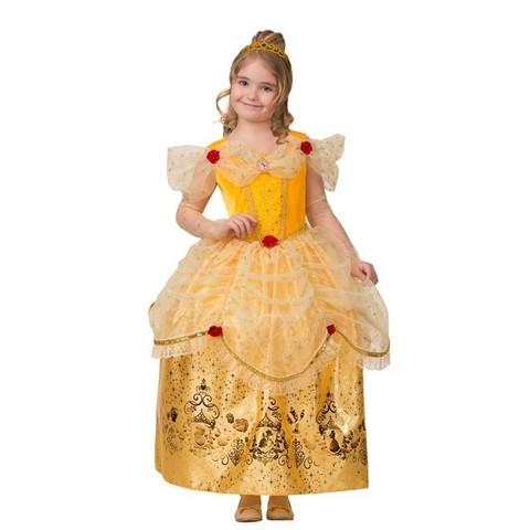 Костюм карнавальный детский Принцесса Белль
