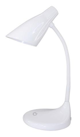 Светильник Ультра Лайт (UL0018A LED 7ВТ) настольный на подставке E27 белый 220Вт