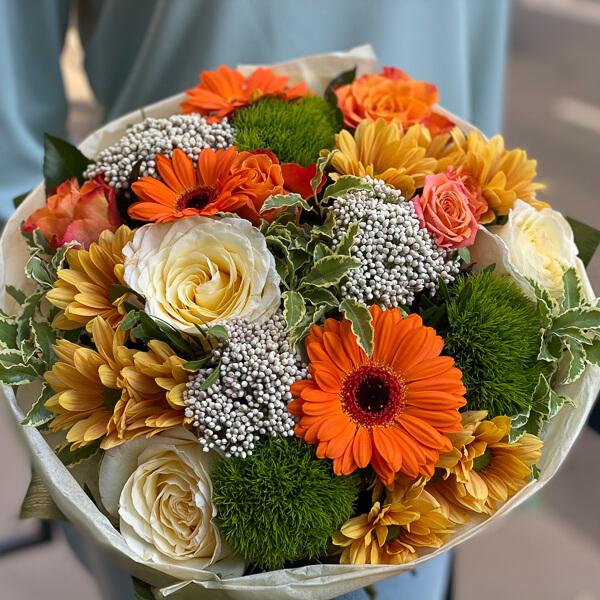 Букет цветов 430
