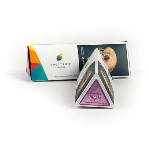 Табак Spectrum Grape Soda (Виноградная газировка) 100 г