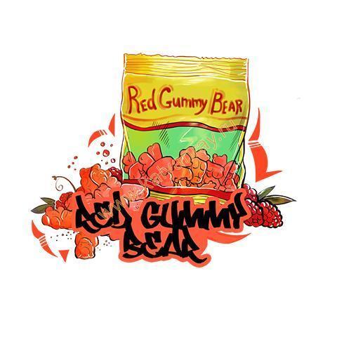 Табак B3 - Красные Мишки Гамми