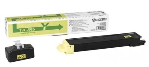 Картридж Kyocera TK-895Y 1T02K0ANL0 желтый