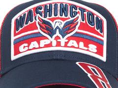 Бейсболка NHL Washington Capitals № 8