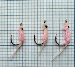 Крючки MARUFUJI T-051 PINK