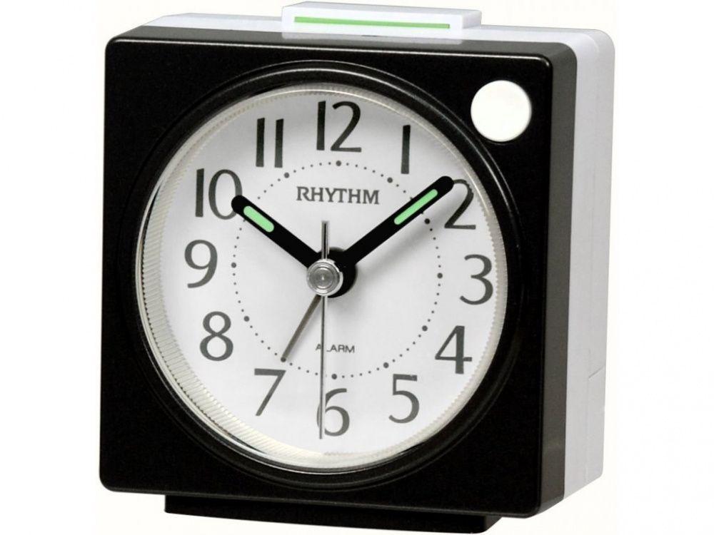Настольные часы-будильник Rhythm CRE893NR02